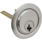 National Dead Bolt Rim Cylinder Image 1